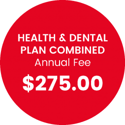 health and dental plan price